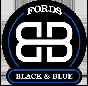 Ford's Black & Blue Logo